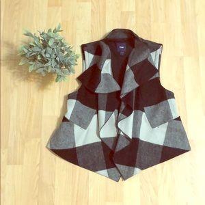 Wool Gap Vest